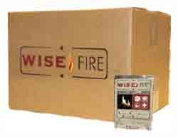 Wise Food Supply Wisefire 15 Pouch Case Boils 60 Cups Of Water