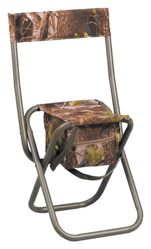 Hunters Specialties Folding Dove Chair W/Back Realtree Xtra Green