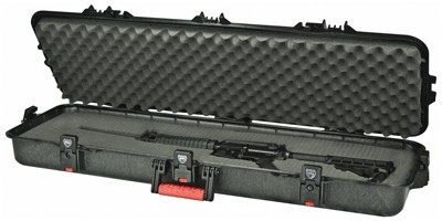 Plano All Weather Tactical Rifle Case Black 46""