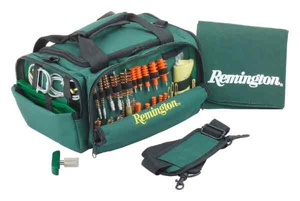 Remington Squeeg-e Range Bag Kit