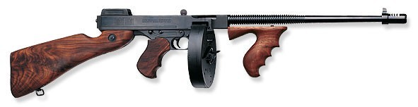 Auto-Ordnance 1927-A1 With 100 Round Drum & 30rnd. Mag 45 Acp