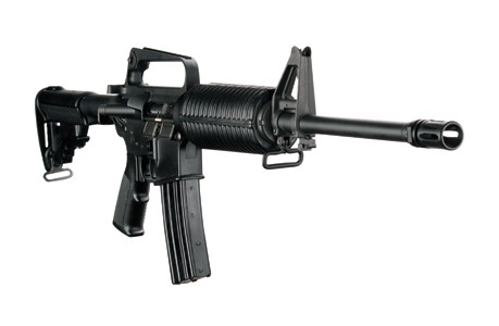 "DPMS Panther Lite 16"" Barrel 5.56x45mm"
