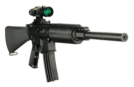 "DPMS Panther Lo-Pro Classic 16"" Barrel 5.56x45mm"