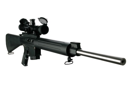 "DPMS Panther LR-308 24"" Bull Barrel 308 Win"
