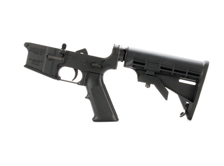 DPMS 223 Lower Receiver Assembly AP4 Stock