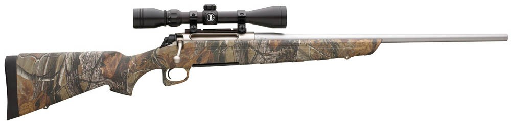 "Remington 770 Stainless Synthetic Realtree With 3-9x40mm Scope 22"" Barrel 30-06 Spg"
