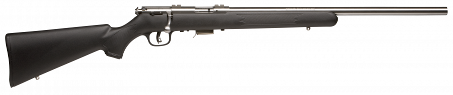 "Savage 93 FVSS Synthetic Stainless 21"" Barrel 22 Mag"