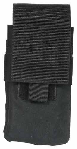 Max-Ops Molle Single Mag Pouch For Ar-15 Mags Black