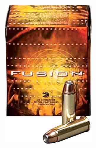 Federal Cartridge Ammo Fusion .460SW Magnum 260Gr.Fusion 20-Pack