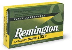 REMINGTON Express 308 Win 180GR Pointed Soft Point Core-Lokt