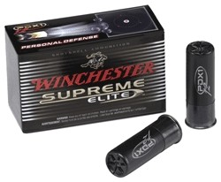 "Winchester 12Ga 2-3/4"" Supreme Elite 1 Oz Slug & 3 000 Buck"