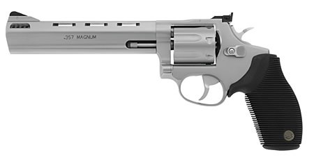 "Taurus 627 Tracker 6.5"" Ported Barrel Stainless 357 Mag"