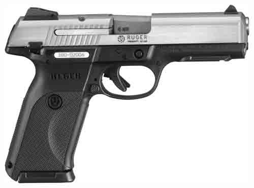 "Ruger KSR45 4.5"" Barrel AS Stainless 45 Acp"