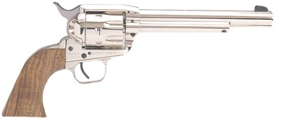 "Eaa Bounty Hunter .357 Magnum 4.5"" Barrel Nickel"