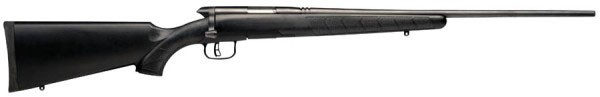 "Savage BMAG .17WSM 22"" 8-shot Blued Synthetic Black"