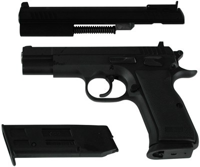 Eaa Witness 45acp With 22lr Conversion Kit Blue