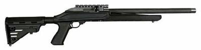 "Desert Eagle Magnum Lite Tactical 17"" Barrel 22 Lr"
