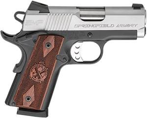 "Springfield 1911 EMP Bi-Tone 3"" Barrel 9mm"