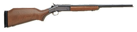 "H&R Handi-Rifle Blued Hardwood 26"" Barrel 25-06 Rem"