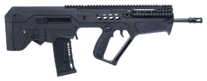 "Israel Weapon Industries Tavor SAR-B16 5.56 Nato Flattop 16.5"" Bull-Pup Black"