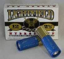 Lightfield 12Ga 2-3/4&quot; Hybred Exp 5 Pack 1-1/4 Oz Sabot Slugs
