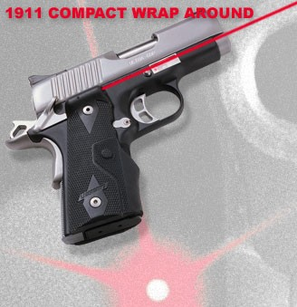 Crimson Trace Laser Grips 1911 Compact Wrap around