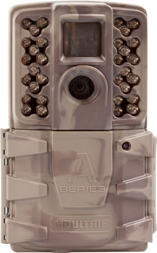 Moultrie Trail Cam A-30i 12mp No-glo Led Hd Vid Smoke Screen