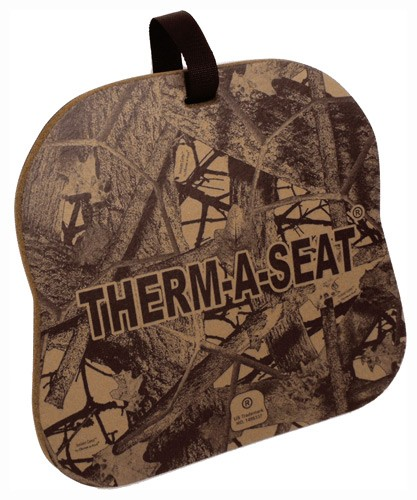 "NEP Outdoors ""Original"" TheRM-A-Seat 3/4"" Brown Invision Camo"