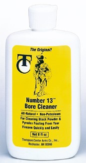 Thompson/Center #13 Bore Cleaner Solvent 8 Oz. Squeeze Bottle