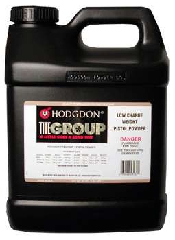 Hodgdon Titegroup 8 Lb. Can