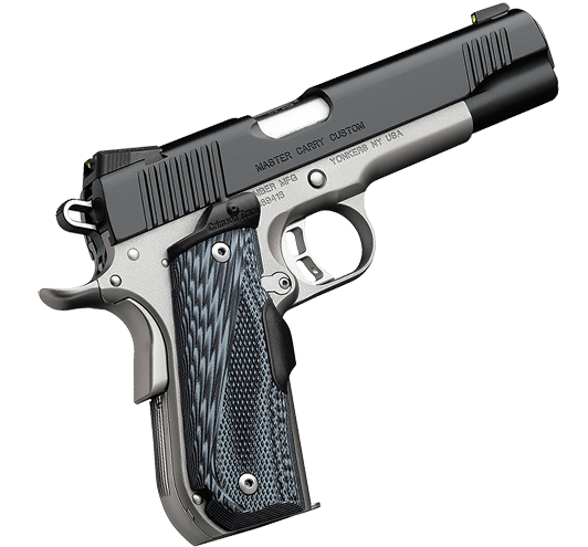 Kimber Master Carry Custom .45 ACP