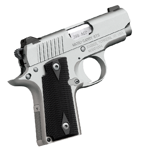 Kimber Micro Carry (stainless) .380 ACP