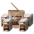 Wise 120 Serving Entree Only Grab & Go Bkt. Emer. Food Kit