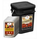 Wise Prepper Pack 52 Serving Black Bucket