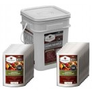 Wise 60 Serving Grab And Go Bucket Emergency Food Kit