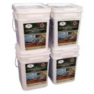 Wise 84 Serving Grab And Go Bucket Emergency Food Kit