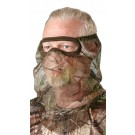 H.s. Flex-form Ii 3/4 Face Mask Realtree Xtra Green