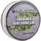Muzzy Bowfishing Line Tournament 150' Spool 150lb.