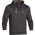 Under Armour Storm 1 Mens Hoodie Heather W/rtxg 2x-large