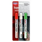 Birchwood Casey Super Bright Touch-up Pens For Sights 3 Colors