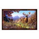 "Rivers Edge Door Mat 18""x30"" Deer Scene"