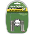 Rem Choke Tube Bundle 20ga. Full And Ic 2-pack