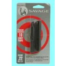 Savage 64 Series Blued Magazine 10 Round 22 Lr