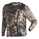 Browning Wasatch Long Sleeve Tee Shirt Realtree Xtra Large