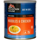 Mountain House #10 Can Noodles & Chicken 12 Servings