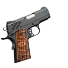 "Kimber Ultra Raptor II 3"" Barrel 45 Acp"