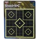 BIRCHWOOD CASEY SHOOT-N-C 8&quot; SIGHT IN TARGET 12 PACK