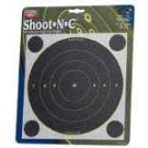 BIRCHWOOD CASEY TQ4 SHOOT-N-C 8&quot; BULLSEYE TARGET