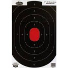 Birchwood Casey B24-8 Dirty Bird 12x18 Sil. Target