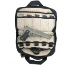 Quest BLACK NYLON MINI RANGE BAG - 3P, 8-10MAGS
